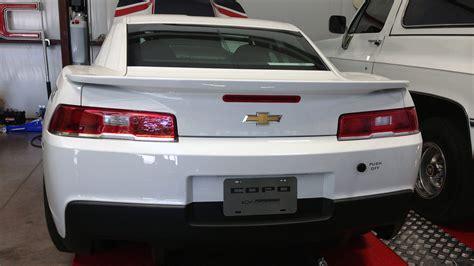 2018 Chevrolet Copo Camaro S207 Dallas 2018
