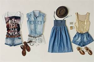 Cute vintage and hipster summer outfits | My Summer Time ...