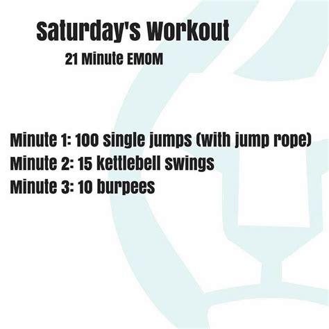 workout emom
