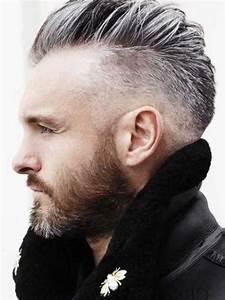 Coupe Homme Moderne : coiffure homme 2017 avec barbe ~ Melissatoandfro.com Idées de Décoration