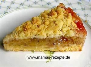 Mamas Rezepte : kleiner stachelbeer streuselkuchen mamas rezepte mit bild und kalorienangaben ~ Pilothousefishingboats.com Haus und Dekorationen