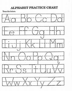 alphabet tracing activities free loving printable With large tracing letters