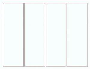 free printable bookmark template word pdf With bookmark printing template