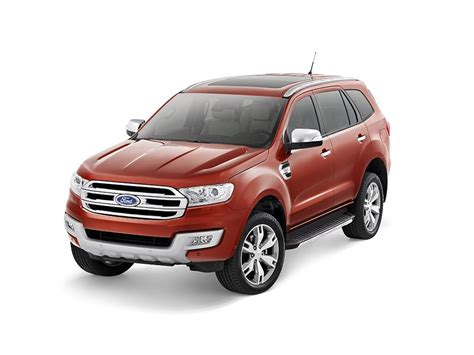 All New 2018 Ford Everest Unveiled Forcegtcom