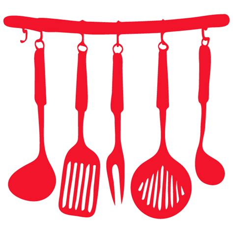 ustensil cuisine sticker ustensiles de cuisine