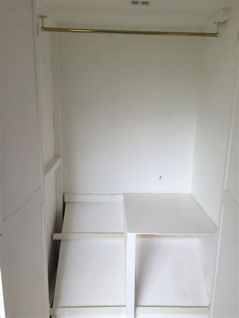 rebuild  bedroom wardrobe  stair box cm  cm