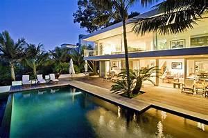 Takapuna House, villa de lujo en la playa en Nueva Zelanda ...