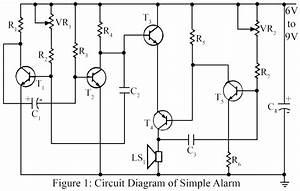 Simple Alarm Circuit Under Repository-circuits