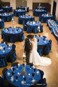 wedding venues in albuquerque package dinner reception in royal blue black sera denver wedding venue event