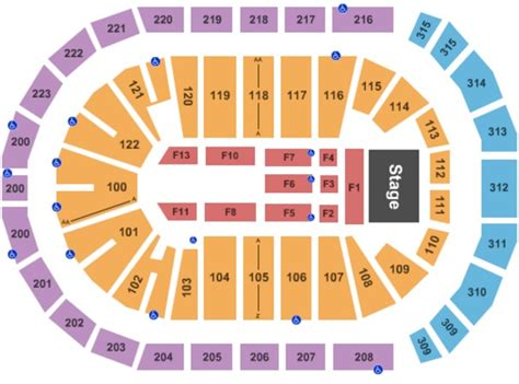 infinite energy arena   duluth georgia seating charts   schedule