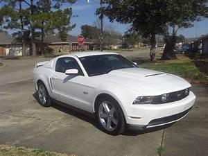2011 GT Premium Performance White