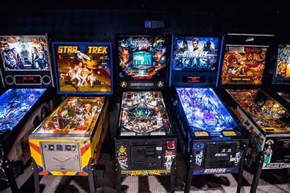 Arcade Pinball Salt Lake Bar Thursday Quarters