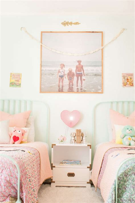 decoration chambre enfants chambre d 39 enfant avec des photos vintage