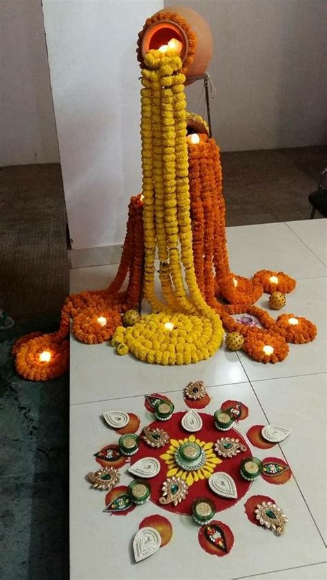 diwali decor ideas  beautify  home  diwali