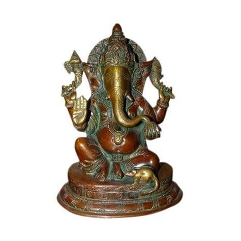 Meme Figurines - statue ganesha ganesh god hindu elephant figurine lord metal home memes