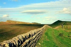 Hadrian's Wall, Cumbria, England Unfortunately walls #