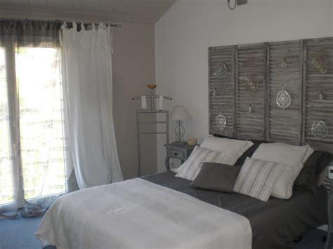 deco chambre gris décoration chambre gris et blanc