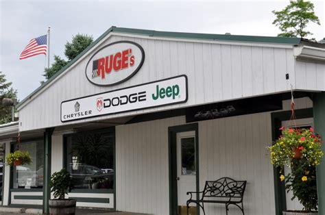 ruges chrysler dodge jeep car dealers