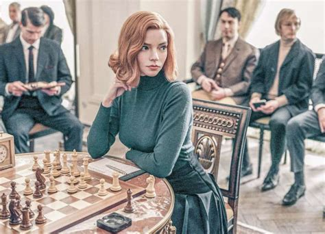 The Queen's Gambit: Epic Netflix chess series is addictive ...
