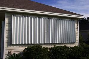 Hurricane Shutters Fort Pierce