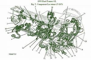 93 Ford Taurus Gl Fuce Box Diagram