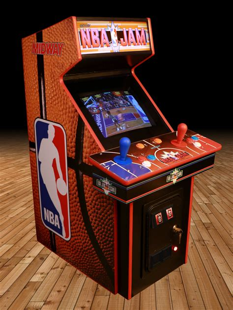 nba jam small change arcade
