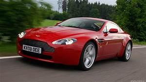 Aston Martin V8 Vantage red gallery. MoiBibiki #11