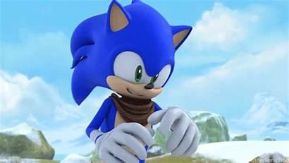 Sonic Action Boom Hedgehog Knuckles Sticks Sega