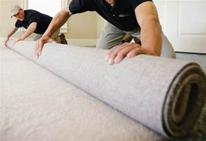 How To Lay Outdoor Carpet project guide laying tacked carpet at the home depot