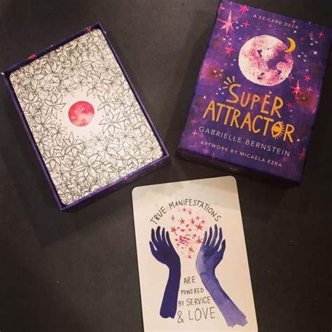 Being a super attractor means that what you believe is what you receive. Bộ Bài Super Attractor Cards - Giúp Bạn Trở Nên Siêu Thu ...