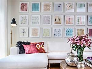 when looking for the right gallery wall frames midcityeast With when looking for the right gallery wall frames