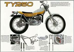 Yamaha Ty250a C1973