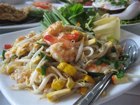 cuisine thaï pad recipe dishmaps