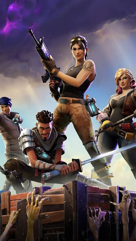 Fortnite Wallpaper For Iphone X, 8, 7, 6  Free Download