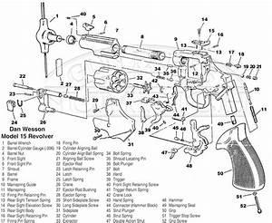 Model 15 Cylinder Lock Revolvers Dan Wesson Forum