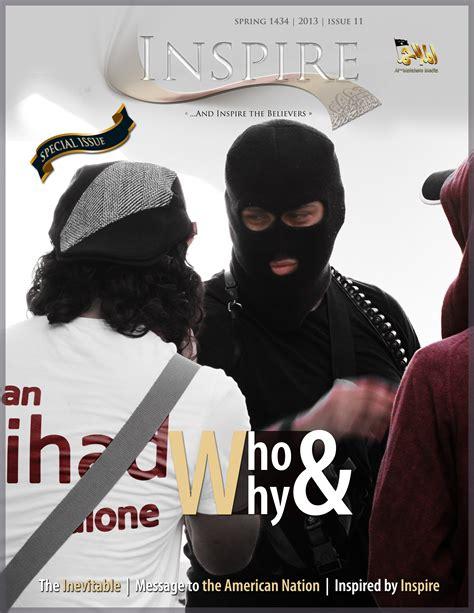 Inspire Al-Qaeda in the Arabian Peninsula Magazine Issue ...