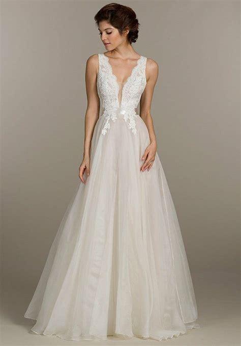 Tara Keely by Lazaro 2500 Wedding Dress | The Knot