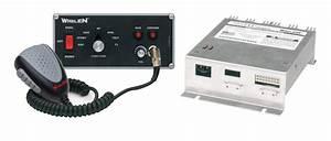 Whelen Remote Dual Siren Amplifier