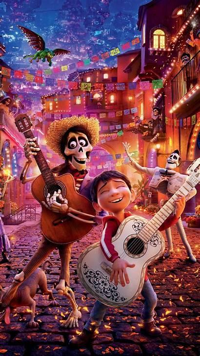 Coco Pixar 4k Animation 8k Wallpapers 2d