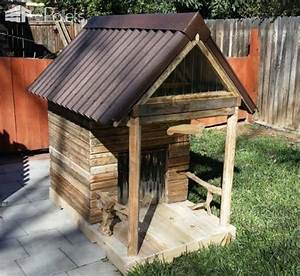 custom large pallet dog house can convert into kids With large custom dog houses