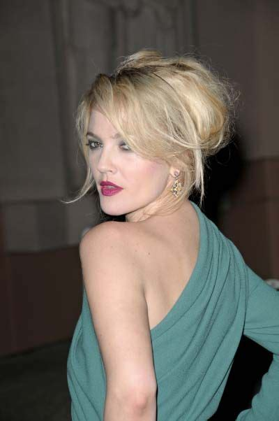 drew barrymore hair styles the world s catalog of ideas 2529