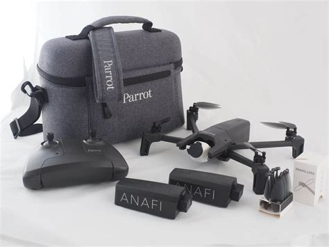 parrot anafi long term review il dronista