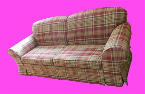 plaid sofas for sale uhuru furniture collectibles plaid sofa sold