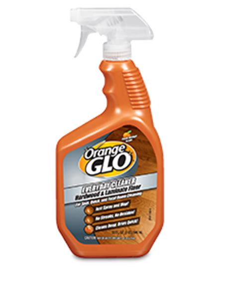 orange glo hardwood floor cleaner ingredients orange glo wood furniture 2 in 1 clean spray