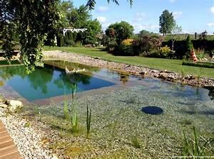 Schwimmteich Im Garten : einen schwimmteich selber bauen so geht 39 s in eigenleistung ~ Sanjose-hotels-ca.com Haus und Dekorationen