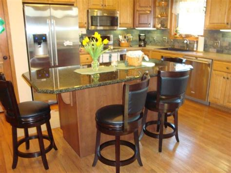 kitchen island chairs or stools small kitchen island with stools type buzzardfilm com