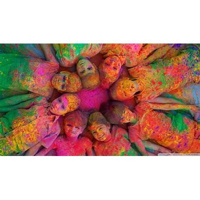 Splash On Some Colour At These Holi Parties Events