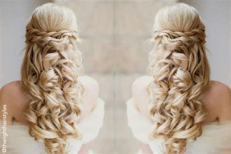 Best Hairstyle For Your Prom Dress