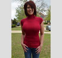 Lovely Girls Series By Tight Shirt Big Boobs Boobs N