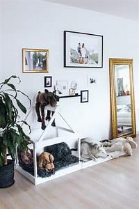 Hundehütten Selber Bauen : whoismocca modeblogger interiorblog hundehuette diy selber machen hundehaus wand dekoration 7 ~ Eleganceandgraceweddings.com Haus und Dekorationen